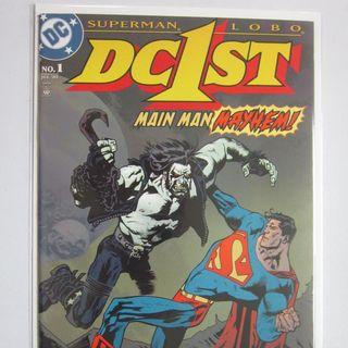 Source Material #237 - DC 1st - Superman/Lobo (DC, 2002)