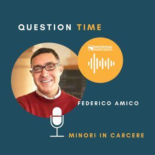 QT#11 Federico Amico - Minori in carcere e pandemia