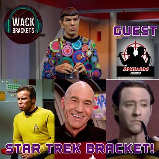E49 - Star Trek w/SpyHards : Vulcan Spirituality