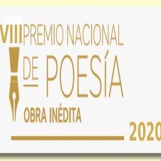 VIII Premio Nacional de Poesía Obra Inédita 2020
