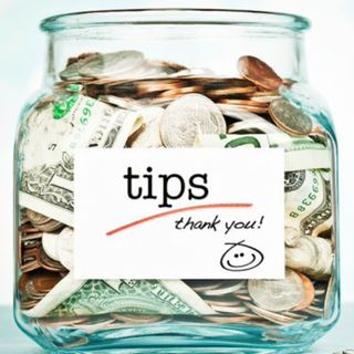 How to give a tip when you don't give two hoots.