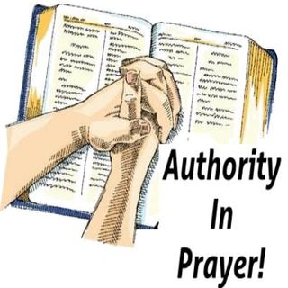 Your Authority In Prayer-Part 2