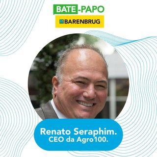 CEO da Agro100 e Agro Ferrari: Renato Seraphim
