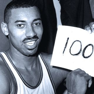 TGT presents On This Day: March 2, 1962 Wilt Scores 100 points, Learn the truth of how he did it