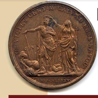Le medaglie di Luigi XIV in mostra a Torre Pellice