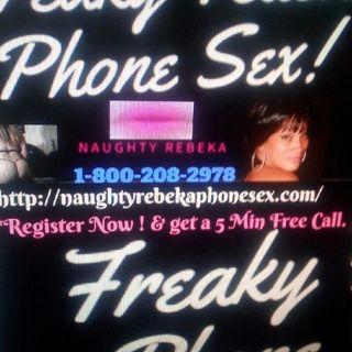 Freaky Fetish Talk With Rebeka