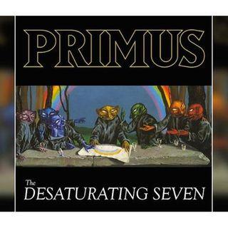 Metal Hammer of Doom: Primus - The Desaturating Seven