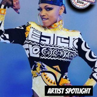 Artist Spotlight - Sharaya J | @Sharaya_J