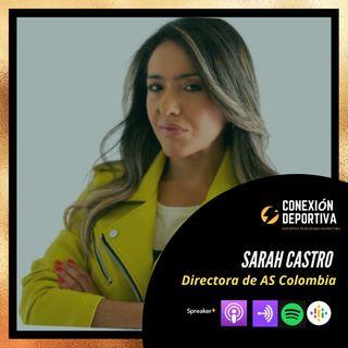 Episodio 17: Sarah Castro