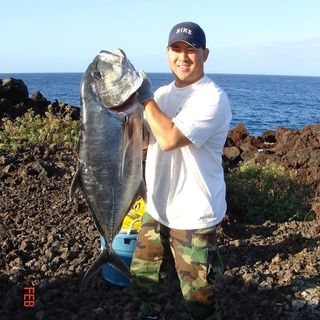 Preacher Man Rhys from Hawaii