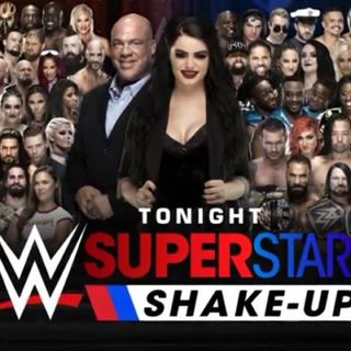 Superstar Shake-Up aftermath, Greatest Royal Rumble and Impact Redemption Predictions, plus May plans!