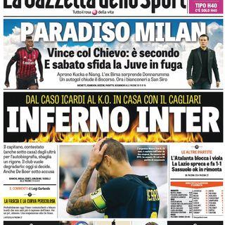 Perchè l'Inter sembra l'unica a pagare la crisi?