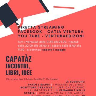Tutti pronti! Arriva Capatàz - con KATIA VENTURA - 8 maggio 2020