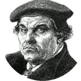 Lutero ammise di non avere la vocazione