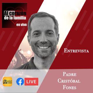 Entrevista Padre Cristóbal Fones