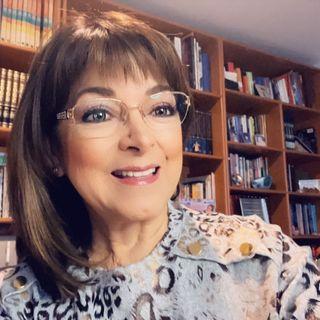 """""""La relación con la comida, se sana en la comida"""" Escucha Adriana Esteva, escritora y conferenciante"""
