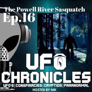EP.16 The Powell River Sasquatch