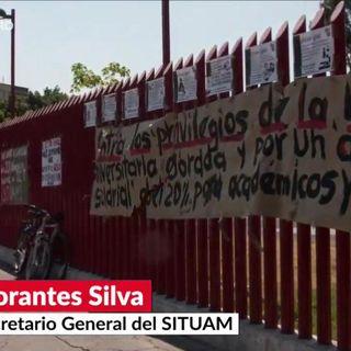 Piden desechar terna para la SCJN, operativos contra 'El Marro', huelga en la UAM