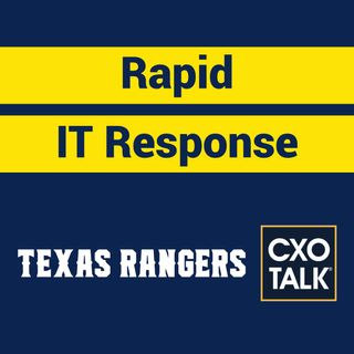 CIO Playbook: IT Reponse at the Texas Rangers