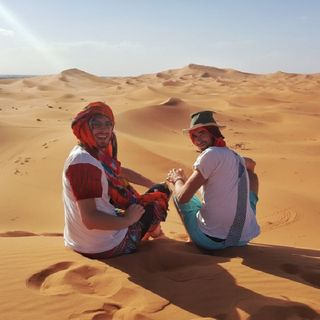 Ho Un Cuore Deserto