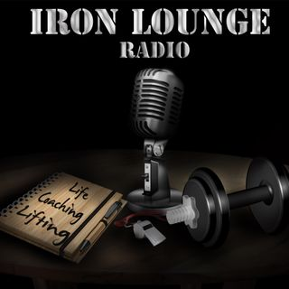 Iron Lounge Radio Episode 17 w/ Sports Therapist Corrine Foster