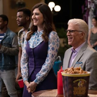 "#62: ""The Good Place"" Finale, Briarpatch and The Outsider Eps 5-6 with Liddy Loree"