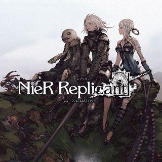 La Taberna del Androide s07 e15 (NieR:Replicant · Impresiones Demos Resident Evil VIIIage · El Arte de Cuphead)