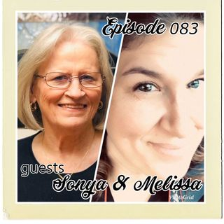The Cannoli Coach: Pictures and Tin Can Moments w/Sonya Etchemendy and Melissa Mahoney | Episode 083