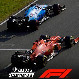 F1 - Segunda semana de pruebas