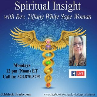Spiritual Insight Show ~ 10July2017