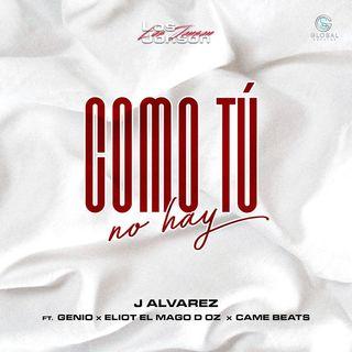 04 - J Alvarez - Como Tú No Hay