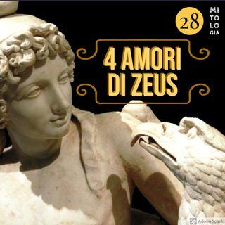 Quattro amori di Zeus