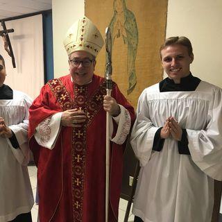 Bishop vs. Priest