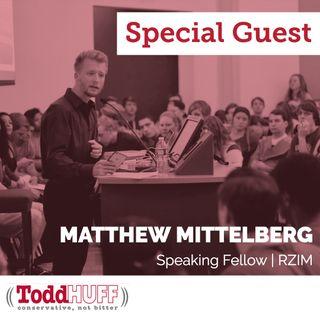 Matthew Mittelberg | Speaking Fellow, RZIM