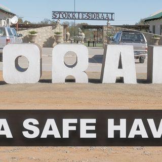 Orania ett hemland för vita i Sydafrika