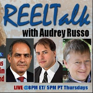 REELTalk: Raymond Ibrahim, Sherkoh Abbas and from South Africa, Peter Hammond