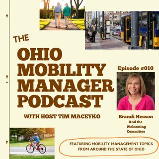 Interview with Mobility Manager Brandi Hesson