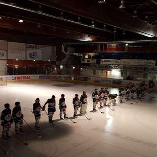 Bressanone-ValpeEagle 4-2. Gara 1 di Finale IHL Division 1