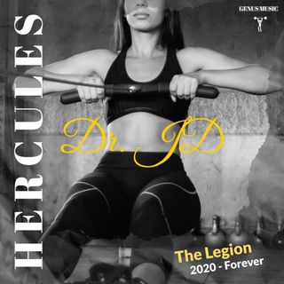 Hercules by Dr. JD featuring Mayila produced by Legion Beats