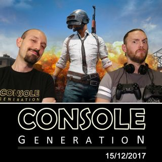 PlayerUnknown's Battlegrounds e altro! - CG Live 15/12/2017