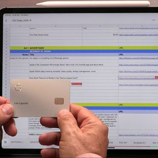 There's How Much Titanium in the Apple Card? | TWiT Bits
