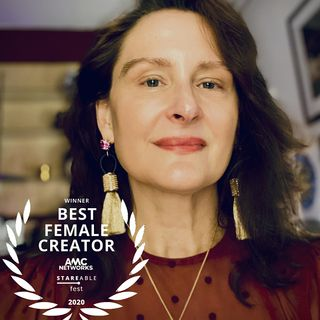 Writer, Director Gretl Claggett talks #storytelling, film #Stormchaser on #ConversationsLIVE ~ @storm_chaser__ @cherculverpr @gretlclaggett