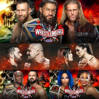 WWE WrestleMania 37 & NXT TakeOver: Stand & Deliver Predictions