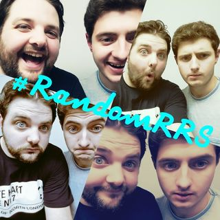 #RRS - Being Random with Ryan!