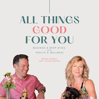 Episode 1 All Things Good. Who Are We, What's This All About And Why it matters !