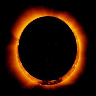 Mañana África presenciará un eclipse solar conocido como círculo de fuego