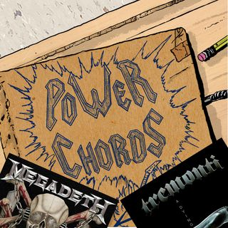 Power Chords Podcast: Track 22--Megadeth and Tremonti
