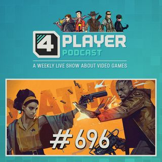 """4Player Podcast #696 - The """"I Am Fish"""" Spoilercast (Deathloop, Kena: Bridge of Spirits, Nintendo Direct News, and More!)"""