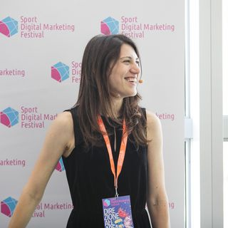 Sport Digital Marketing Festival 2019: intervista ad Arianna Ioli