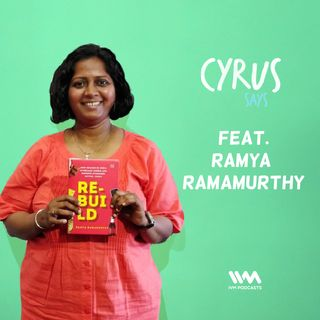 Ep. 264: Feat. Author Ramya Ramamurthy